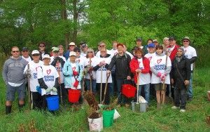 FRIENDS CARP RIVER TREE PLANTING MAY, 20, 2015_8147